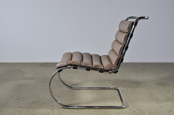 Mies van der Rohe MR Lounge Chair without arms