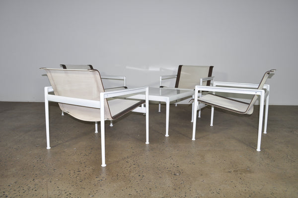 Richard Schultz 1966 Series Lounge Chair for B & B Italia.