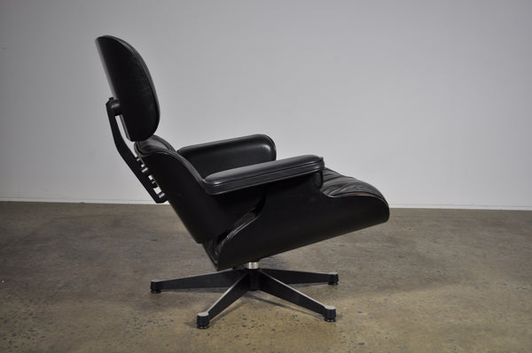 Eames lounge chair by Vitra. Under restoration.