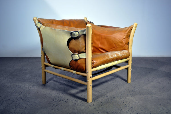 'Ilona' Armchair by Arne Norell.