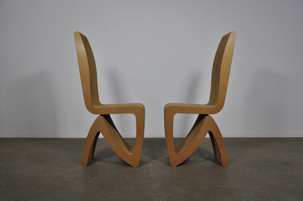 Frank Gehry Easy Edges chair.