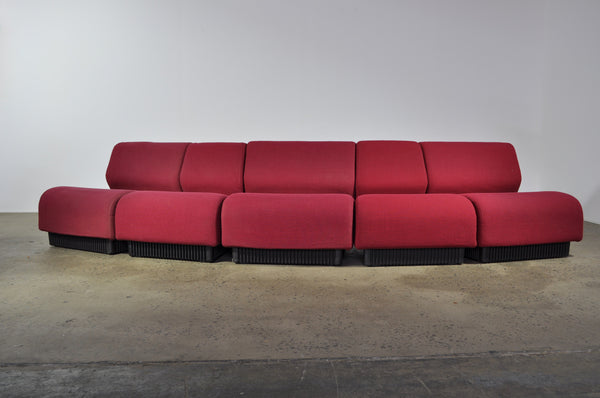Don Chadwick modular sofa - Case 22