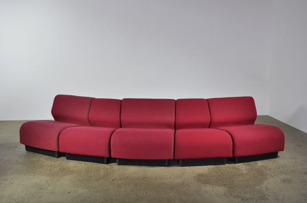 Don Chadwick modular sofa(under restoration)