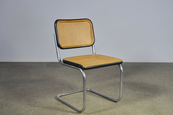 Marcel Breuer Chair model B32 by Thonet .