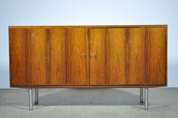 Rosewood two door sideboard - Case 22