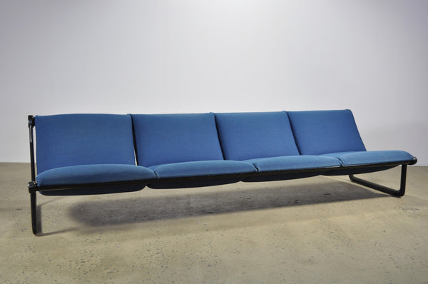 Knoll Sofa by Hannah and Morrison (under restoration) - Case 22