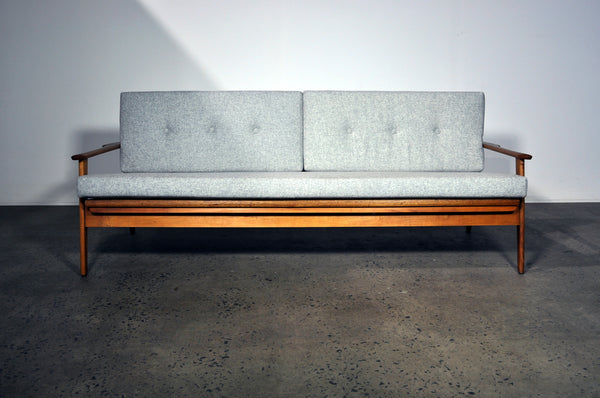 Australian mid century Sofa bed/day bed.