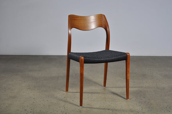 Moller #71 Chair. Set of six.