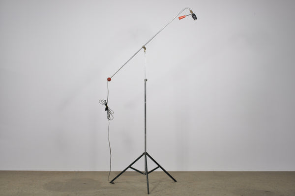 Roland Smith floor lamp.