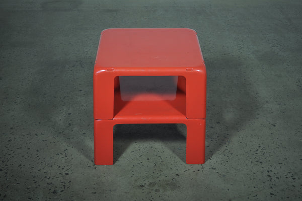 Gatti Coffee Tables by Mario Bellini for C&B Italia