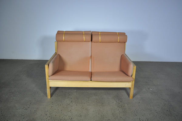 Two Seat Sofa by Børge Mogensen for Fredericia. To be restored.