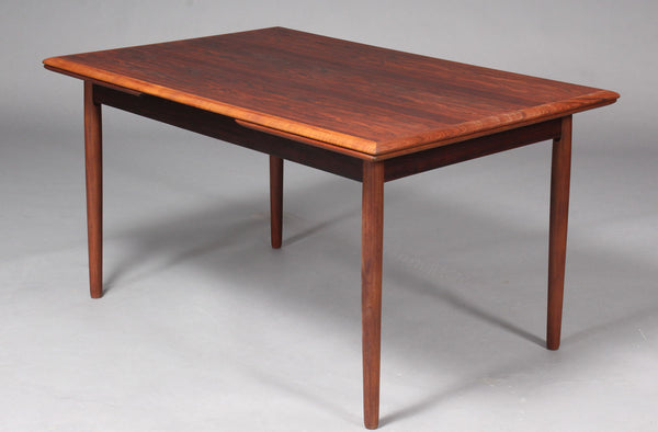 Danish Rosewood Dining table.