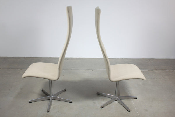 Arne Jacobsen Oxford chairs 3172 Model - Case 22