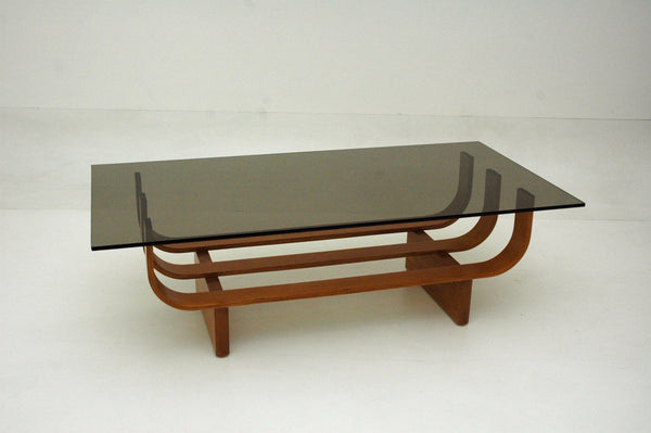 TH Brown Aquarius Coffee table