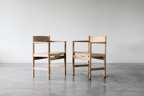 Børge Mogensen Armchair model 235 .