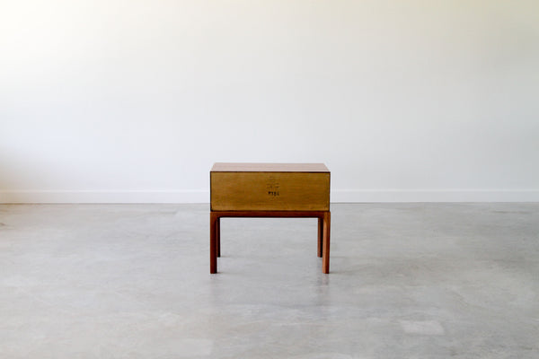 Askel Kjersgaard chest of drawers in Teak or Oak.