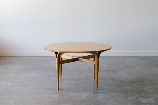 Bruno Mathsson coffee table.