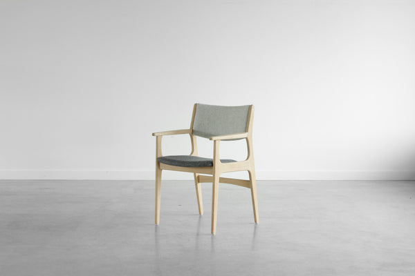 Grey 2-Tone Danish Dining Chairs