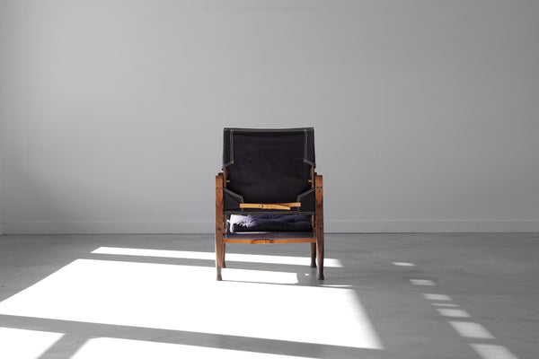 Safari Chair by Kaare Klint.