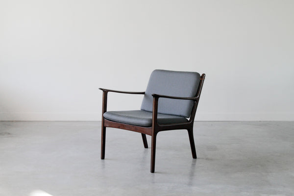 Ole Wanscher lounge chair. Model PJ 112.