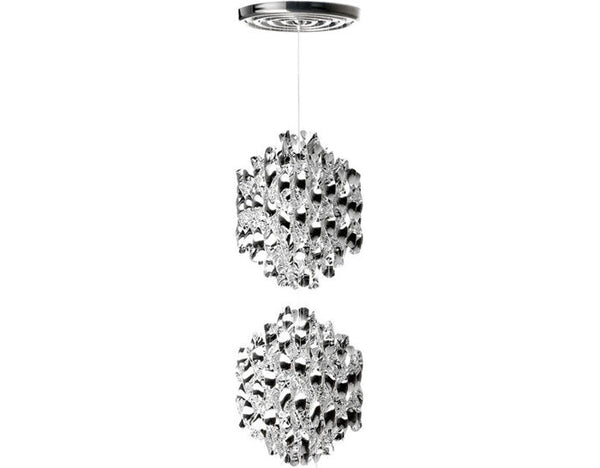 Verner Panton Spiral Single SP2 Pendant by Verpan.