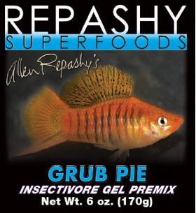 REPASHY SuperFood Grub Pie Fish 3oz