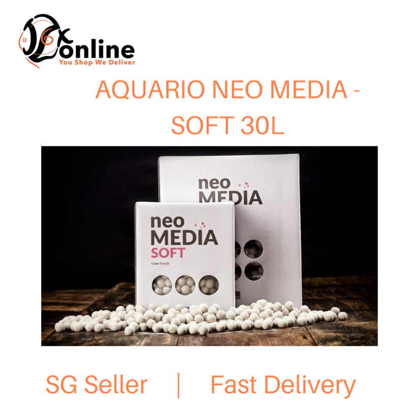 AQUARIO Neo Media SOFT 30L
