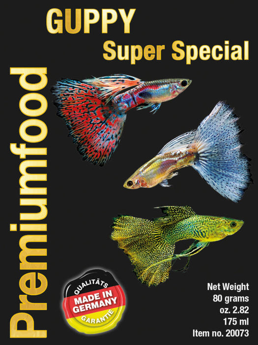 DISCUSFOOD Guppy Super Special 80g