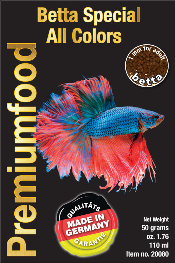 DISCUSFOOD Betta Special All Colours 50g