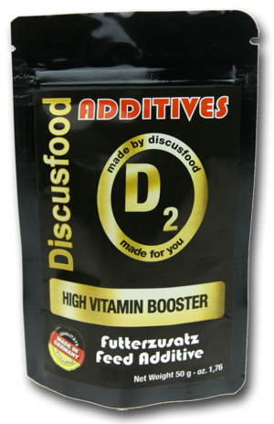 DISCUSFOOD Additives D2 High Vitamin Booster 50g