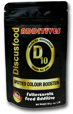 DISCUSFOOD Additives D10 Spotted Colour Booster 50g