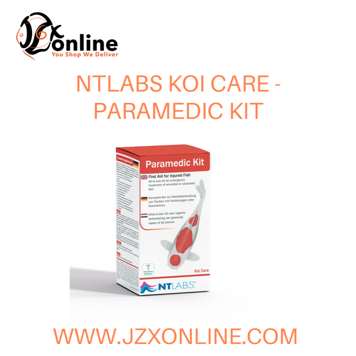 NT LABS Koi Care - Paramedic Kit