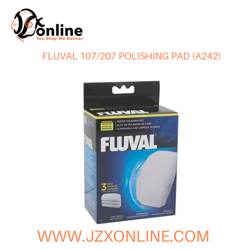 FLUVAL 107/207 Polishing Pad (A242)