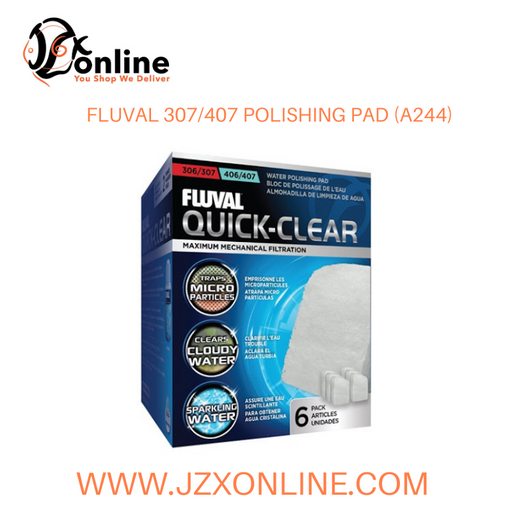 FLUVAL 307/407 Polishing Pad (Quick Clear) (A244)