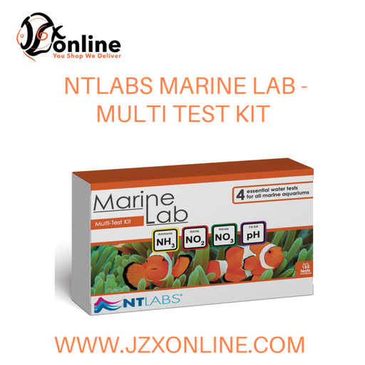 NT LABS Marine Lab Multi-Test Kit