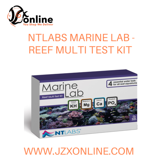 NT LABS Marine Lab Reef Multi-Test Kit