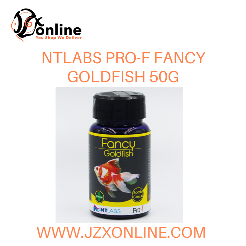 NT LABS Pro-f Fancy Goldfish - 50g
