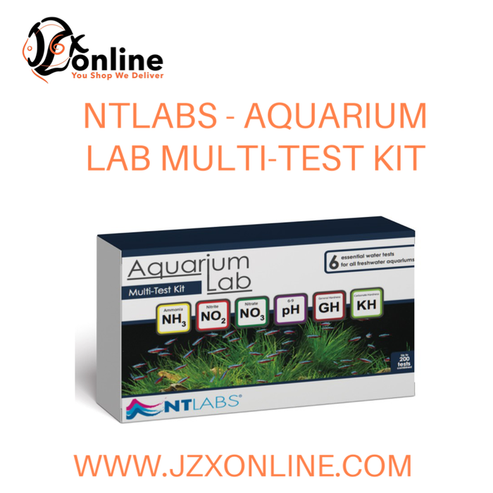 NT LABS Aquarium Lab Multi-Test Kit