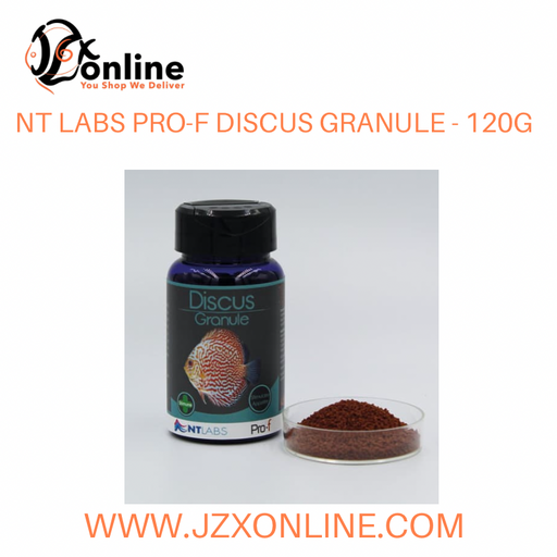 NT LABS Pro-f Discus Granule - 120g