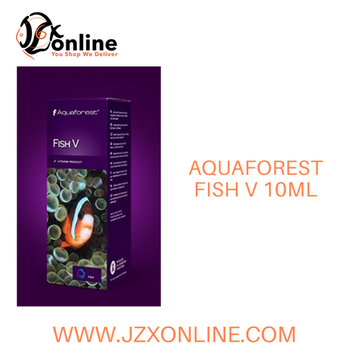AQUAFOREST Fish V 10ml