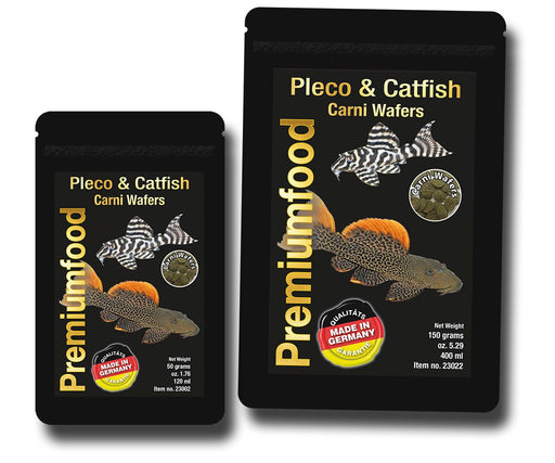 DISCUSFOOD Pleco/Catfish Carni Wafers 50g