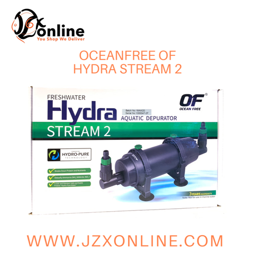 OF® Freshwater HYDRA Stream 2