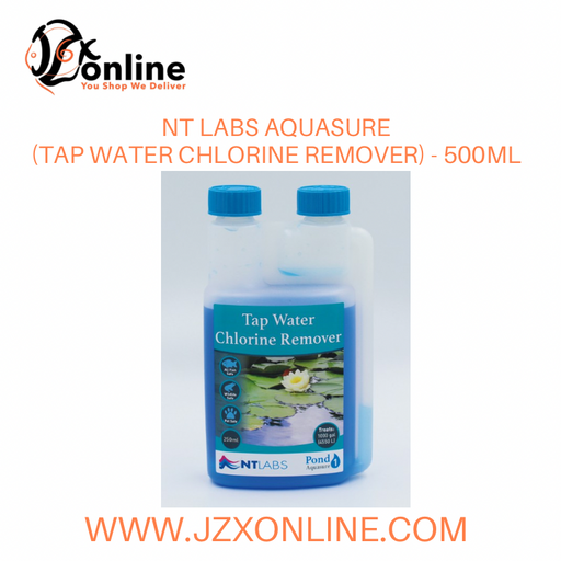 NT LABS Aquasure (Tap Water Chlorine Remover) - 500ml