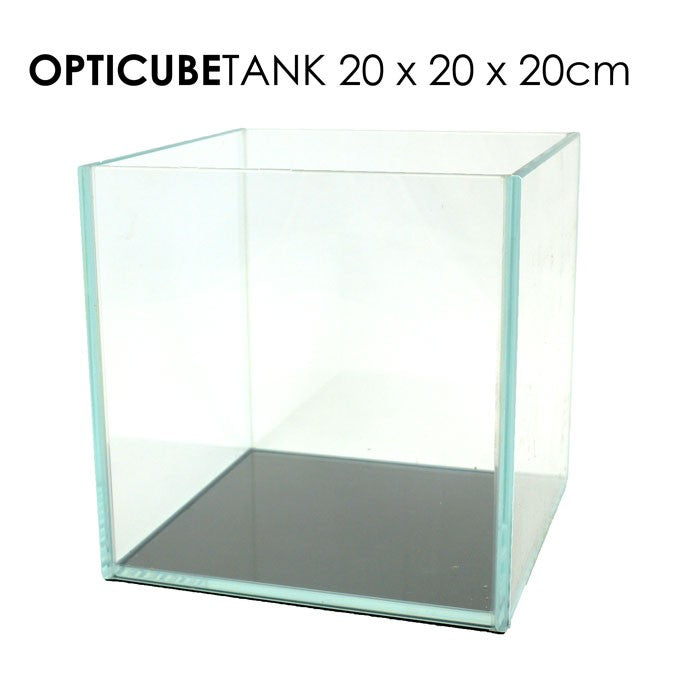 ANS OPTICUBE TANK 20C (20 X 20 X 20CM)(W/GLASS COVER)