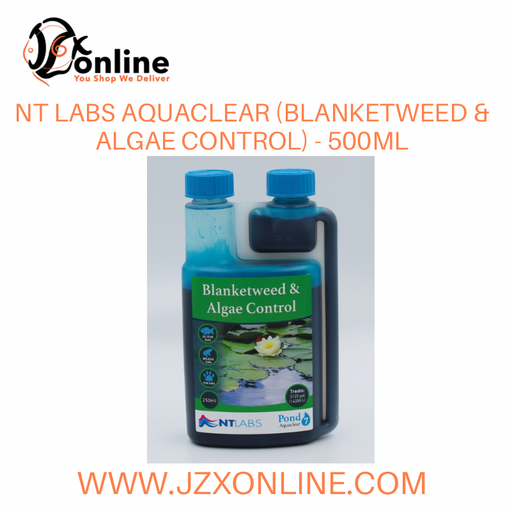 NT LABS Aquaclear (Blanketweed & Algae Control) - 500ml