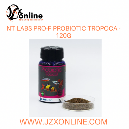NT LABS Pro-f Probiotic Tropical - 120g