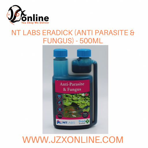 NT LABS Eradick (Anti-Parasite & Fungus) - 500ml