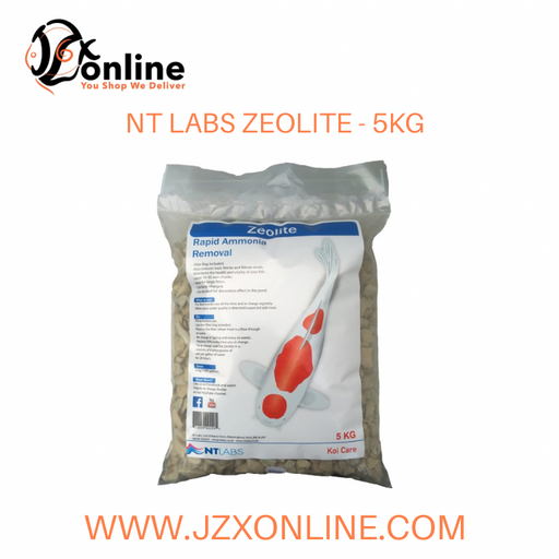 NT LABS Zeolite (With Filter Bag) - 5kg