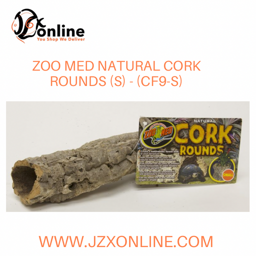 Zoo Med Natural Cork Rounds (S) - (CF9-S)