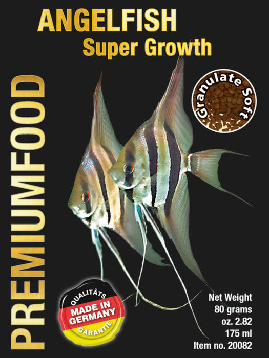DISCUSFOOD Granulates Angelfish Super Growth 80g
